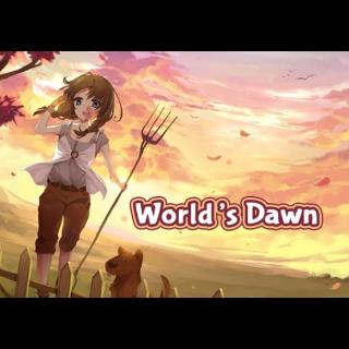 World's Dawn Steam Key GLOBAL
