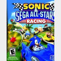 Sonic and SEGA All Stars Racing Steam Key GLOBAL