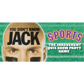 YOU DON'T KNOW JACK SPORTS Steam Key GLOBAL