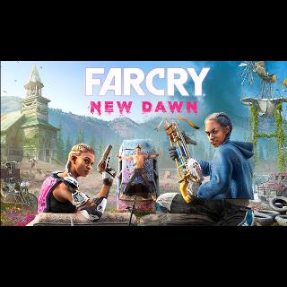 FAR CRY® NEW DAWN KEY GLOBAL (Uplay)