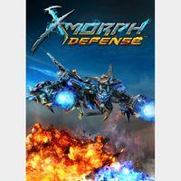 X-Morph Defense Steam Key GLOBAL