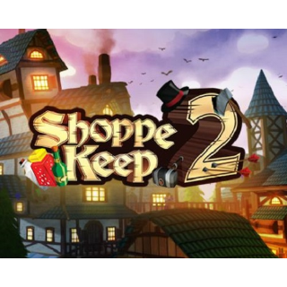Shoppe Keep 2 - Business and Agriculture RPG Simulation Steam Key GLOBAL
