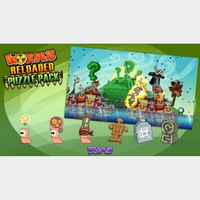 Worms Reloaded: Puzzle Pack Steam Key GLOBAL