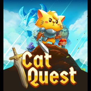 Cat Quest Steam Key GLOBAL [𝐈𝐍𝐒𝐓𝐀𝐍𝐓] 🔑✅