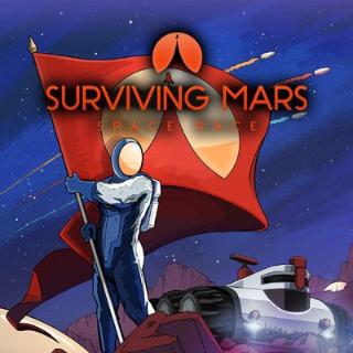 Surviving Mars: Space Race Steam Key GLOBAL