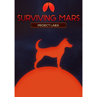 Surviving Mars: Project Laika Steam Key GLOBAL