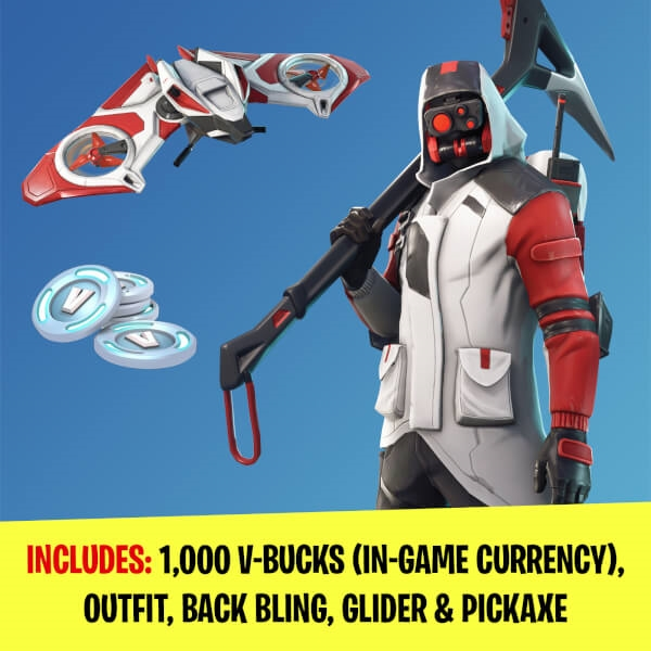 Nintendo Switch Fortnite Bundle Comes With The Exclusive Double
