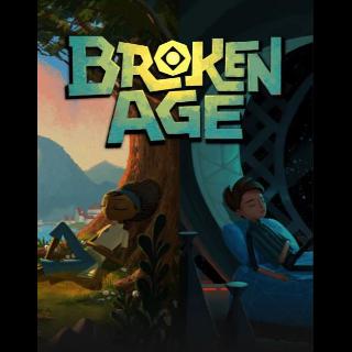 Broken Age Steam Key GLOBAL