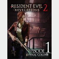 Resident Evil Revelations 2 - Episode 1: Penal Colony STEAM KEY GLOBAL