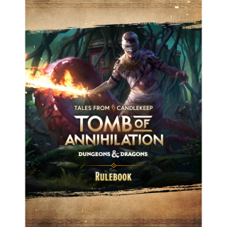 Tales from Candlekeep: Tomb of Annihilation Steam Key GLOBAL [𝐈𝐍𝐒𝐓𝐀𝐍𝐓] 🔑✅