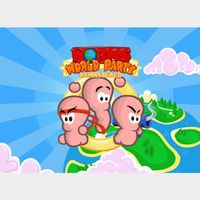 Worms World Party Remastered Steam Key GLOBAL