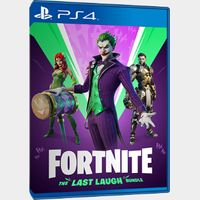 Code | The Last Laugh PS4