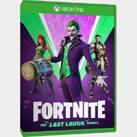 Code | The Last Laugh Xbox EU