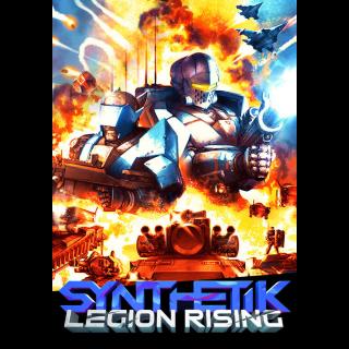 SYNTHETIK: Legion Rising Steam Key GLOBAL  [𝐈𝐍𝐒𝐓𝐀𝐍𝐓] 🔑✅