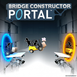 Bridge Constructor Portal Steam Key GLOBAL
