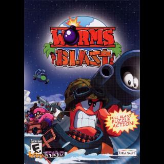 Worms Blast Steam Key GLOBAL [𝐈𝐍𝐒𝐓𝐀𝐍𝐓] 🔑✅