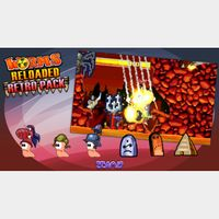 Worms Reloaded: Retro Pack Steam Key GLOBAL