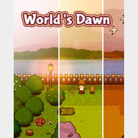 World's Dawn Steam Key GLOBAL