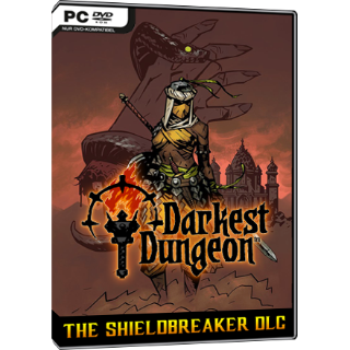 Darkest Dungeon Shieldbreaker DLC Steam Key GLOBAL
