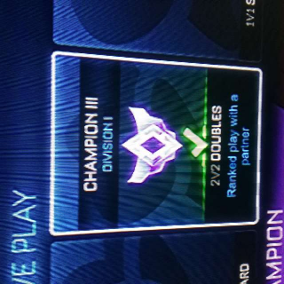 I will Carry to champ rewards or any other rewards hmu im pretty good so easy wins