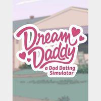 Dream Daddy: A Dad Dating Simulator STEAM KEY