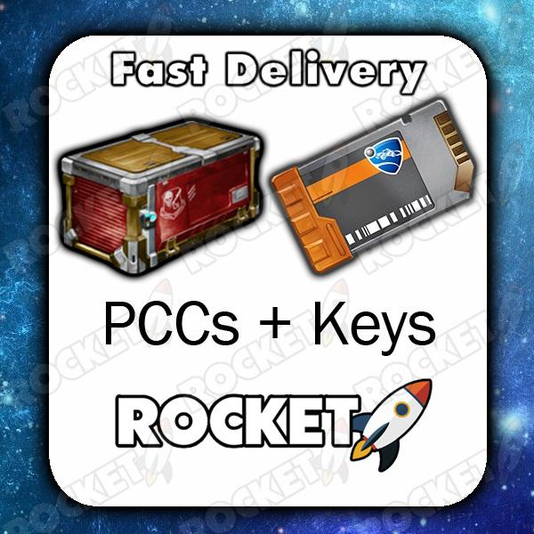 300 PCCs + 300 Keys