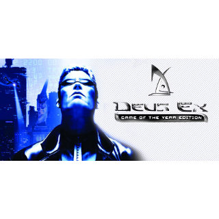Deus Ex: Game of the Year Edition