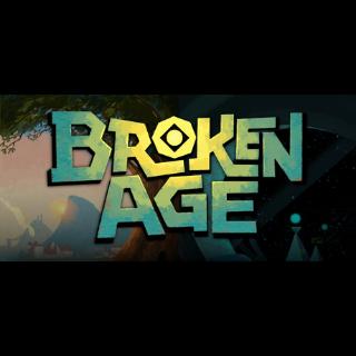 Broken Age - Steam Key