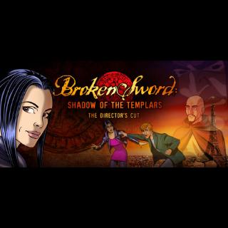 Broken Sword: Shadow of the Templars - Director's Cut - Steam Key