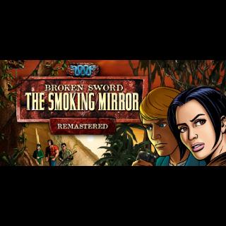 Broken Sword - The Smoking Mirror: Remastered - Steam Key
