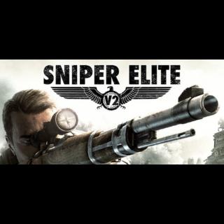Sniper Elite 1 and V2 bundle