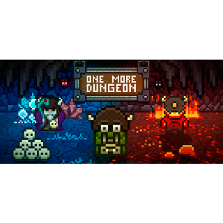 One More Dungeon - Steam Key