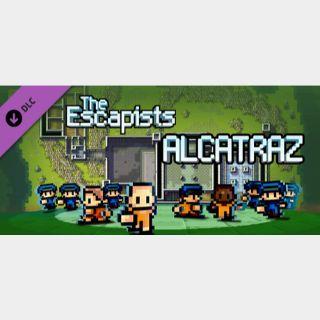 The Escapists - Alcatraz DLC