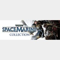 WARHAMMER 40,000: SPACE MARINE FULL COLLECTION