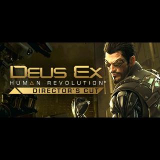 eus Ex: Human Revolution - Director's Cut