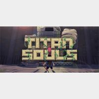 Titan Souls Collector's Edition