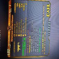 Weapon | Moded Lethal Kaoson