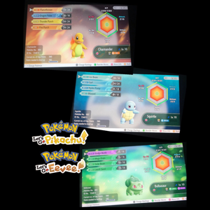 Squirtle | Shiny Starter Pack Bundle
