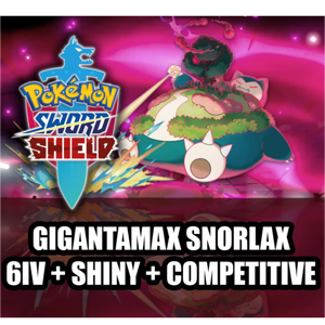 Snorlax | SHINY BATTEL READY