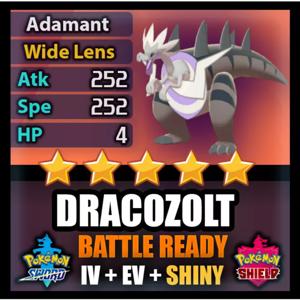 Dracozolt | SHINY BATTLE READY