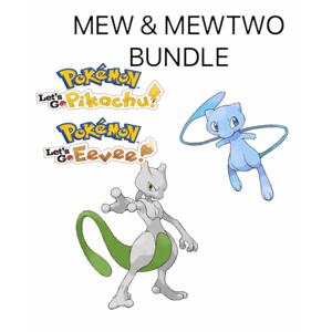 Mewtwo | Shiny Mewtwo n mew