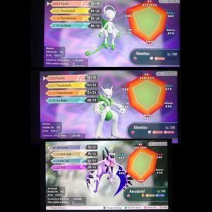 Mega Mewtwo X | Shiny Mega Evolution 15 Bundle Pack