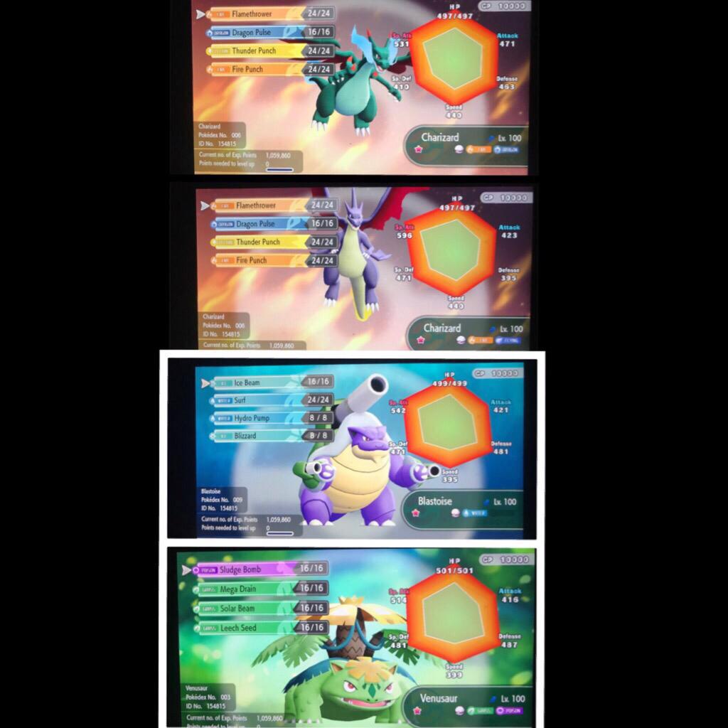 Mega Mewtwo Y | You Get 15 Shiny Mega Permanent Pokemon