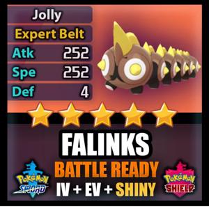 Falinks | SHINY BATTLE READY