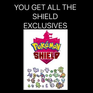 Bundle | shield exclusive.
