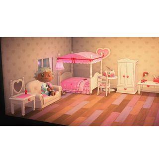 Full Cute Furniture Set Bells Clothing Items Animal Crossing New Horizons In Game Items Gameflip