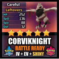 Corviknight | SHINY BATTLE READY