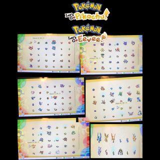 Melmetal | You Get A Complete Shiny dex.143 Pokémon