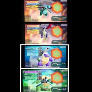 Mega Charizard X | You Get 15 Shiny Mega Pokemon Bundle Pack
