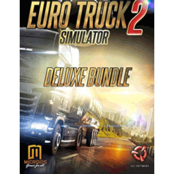 EURO TRUCK SIMULATOR 2 DELUXE BUNDLE ( STEAM